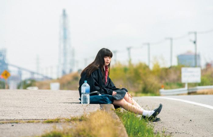風の電話 モトーラ世理奈