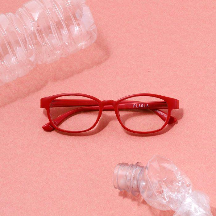 エシカル ファッション メガネ